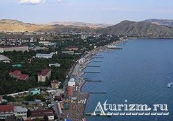 Крымские каникулы — Судак и Новый Свет