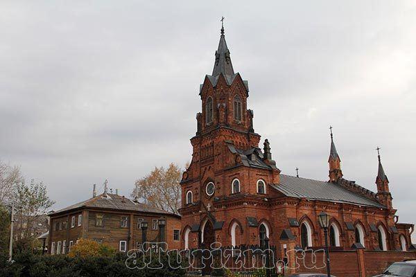 Костел святого Розария Пречистой Девы Марии
