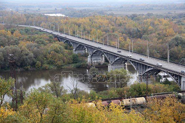 Мост через Клязьму