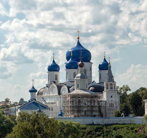 Боголюбский монастырь фото