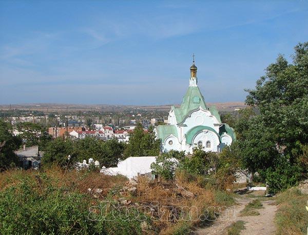 Церковь Афанасия Великого фото