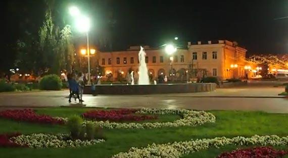 Московская улица и площадь 1100-летия