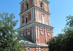 Музей-Заповедник-Богоявленская-церковь-колокольня
