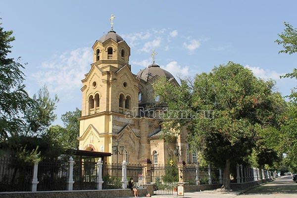 Свято-Ильинская-церковь
