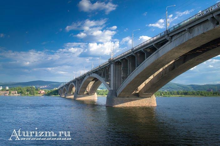 Коммунальный мост фото