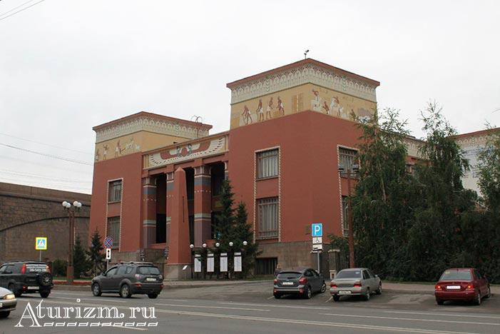 Красноярский краеведческий музей фото