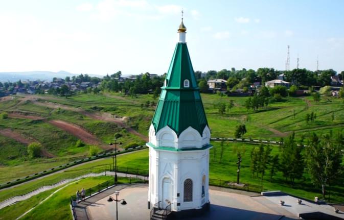 Достопримечательности Красноярска фото с названиями и описанием