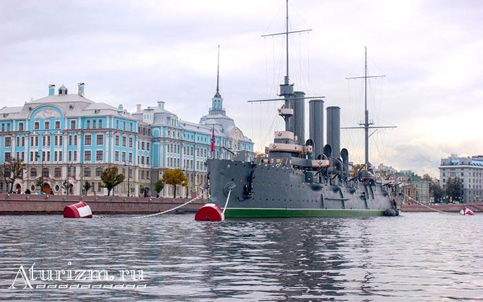 Крейсер Аврора фото