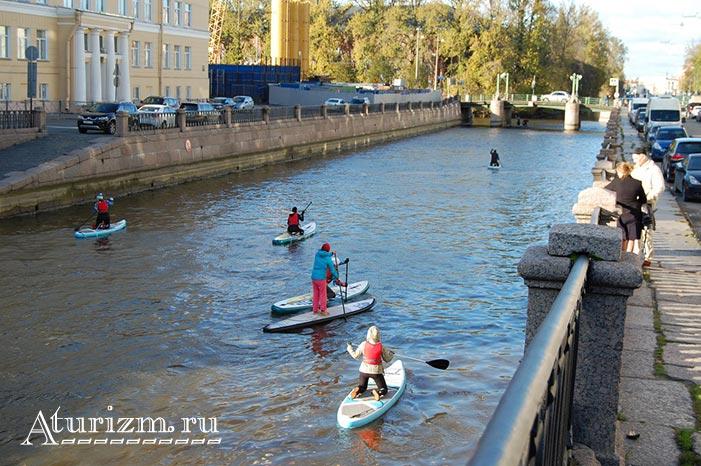 Крюков-канал,-SUP-серфинг2