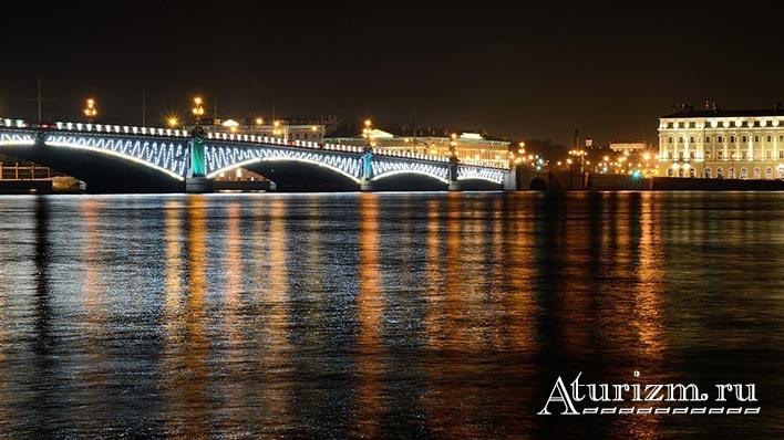 Троицкий мост фото