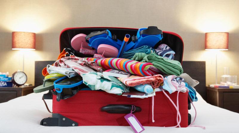 ТОП вещей, которые могут испортить вам поездку, если положить их вместе в чемодан